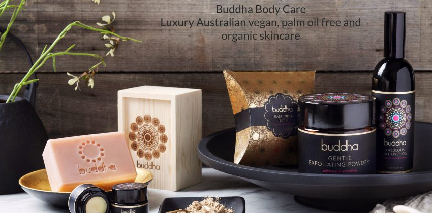 Buddha Body Care Products at Northcote Natural Therapies