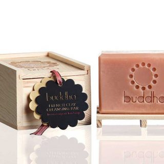 Buddha Body Care French Clay Cleansing Bar