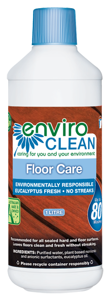 Envirocare floor cleaner
