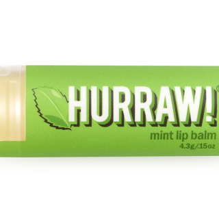 Hurraw mint Lip Balm