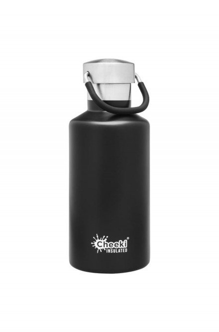 Cheeki insulated 400ml black