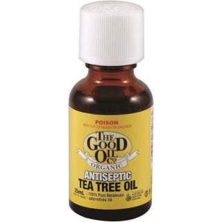 Melrose The Good Oil Co. Organic Tea Tree Oil 25ml