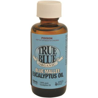 Melrose True Blue Organic Blue Mallee Eucalyptus Oil 100ml