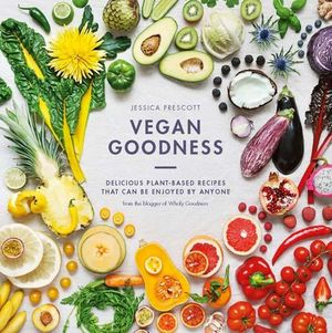 Vegan goodness book