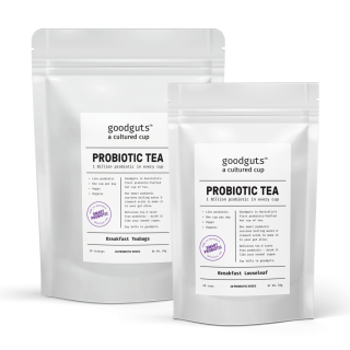 Goodguts Protiotic tea