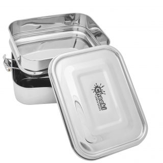 Cheeki Stainless Steel Lunch Box